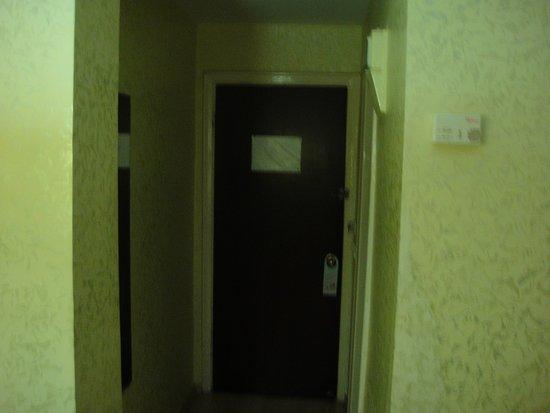 Santa Sophia Hotel: داخل الغرفة