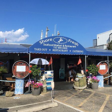 Point Pleasant Beach S Fresh Seafood Market