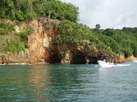 Vieux Fort, St. Lucia: Scene for Pirates of the Caribbean