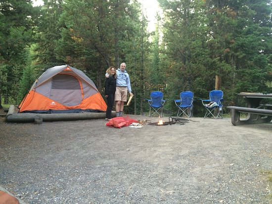 Снимок Bridge Bay Campground