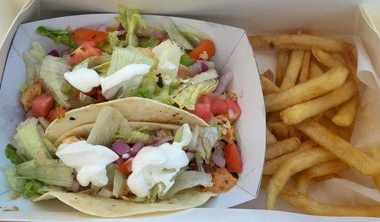 Cortez, FL: Fish Tacos