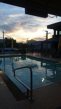 Hotel 540: Gorgeous Roof Top Pool