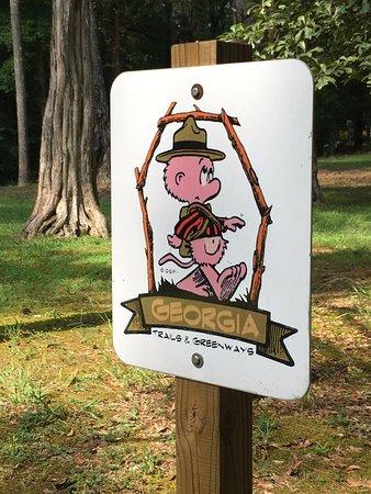 Palmetto, GA: Georgia Trails