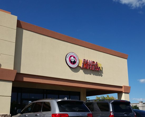 Prescott Valley, Аризона: Panda Express on Glassford Dr.