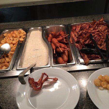 Early Saturday Breakfast buffet