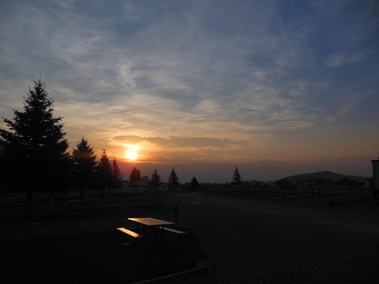 Challis, ID: Great sunrise and sunsets