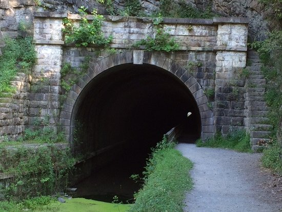 Cumberland, MD: Entrance