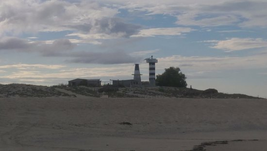 Lighthouse South of Los Barriles. Get there if you can!