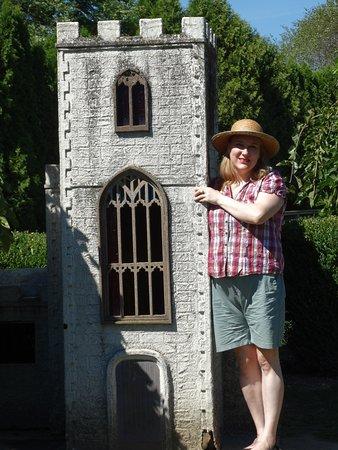 Ridgetown, Kanada: A Miniature Castle.