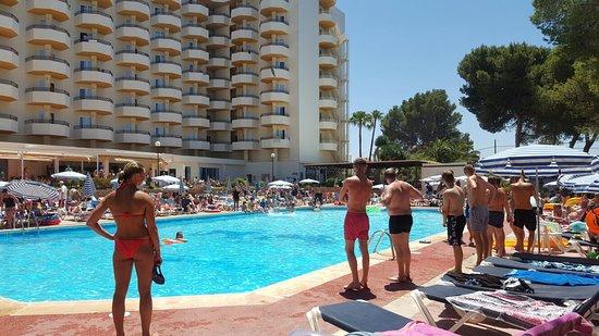 Fiesta Tanit Hotel San Antonio In June 2016 Foto Van Fiesta Hotel Tanit Ibiza Tripadvisor