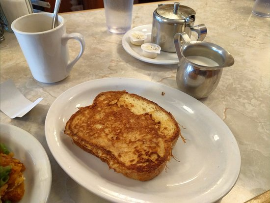Turner Valley, Canadá: Plus, french toast.