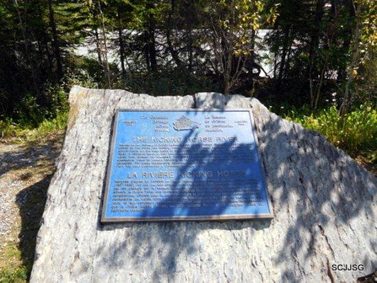 Field, Canadá: Yoho National Park Visitor Centre