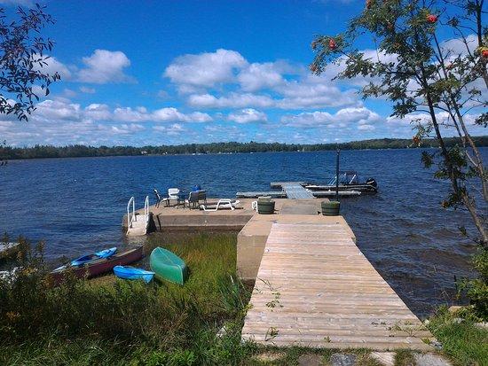 Bilde fra Lac Nominingue