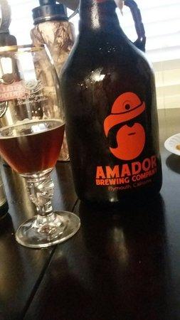 Plymouth, CA: Amador Brewing Company