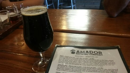 Plymouth, CA: Amador Brewing Company