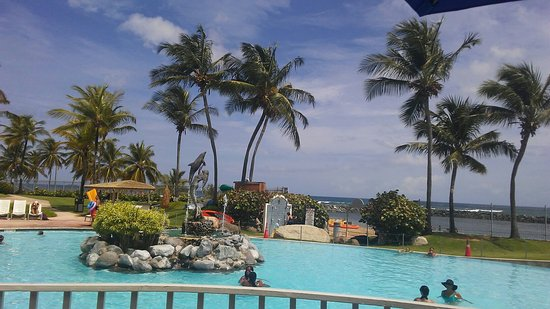 Aquarius Vacation Club at Dorado del Mar Beach & Golf Resort: Beautiful place for a quiet vacation.