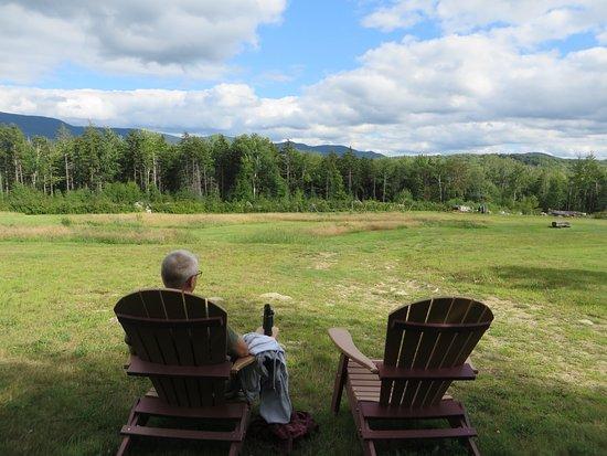 Ripton, VT: adirondack chairs