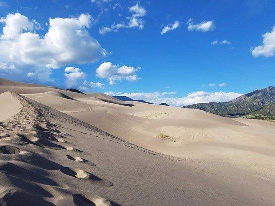Mosca, Κολοράντο: Great Sand Dunes!