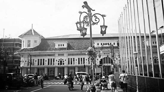 Kota Tua Braga Foto Jalan Braga Bandung Tripadvisor
