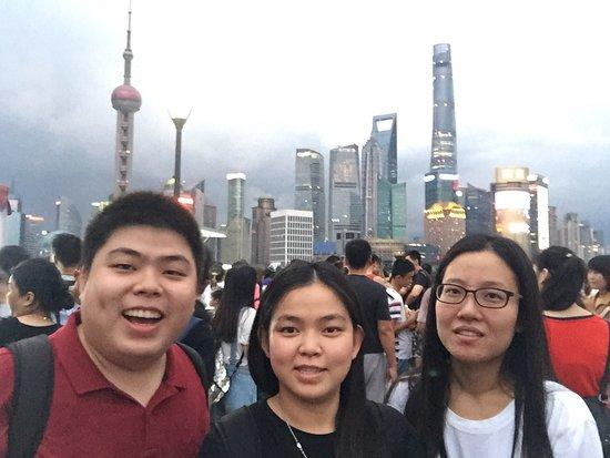 上海外灘照片