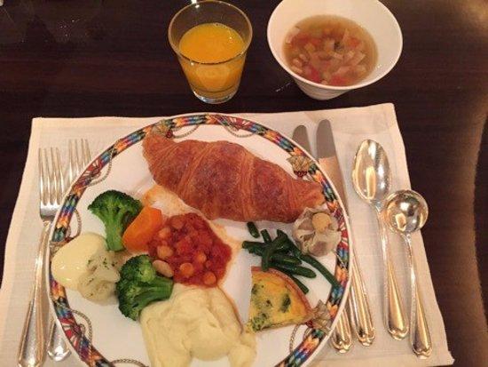 The Westin Tokyo: 美味しい朝食