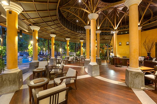 The Village Resort and Spa: Lobby