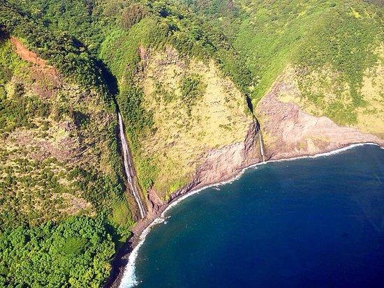Photo1jpg  Picture Of Blue Hawaiian Helicopters  Waikoloa Waikoloa  Trip