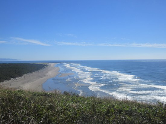 Ilwaco, Etat de Washington : Cape Disappointment State Park, Washington