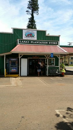 Lanai City, Χαβάη: Trilogy Ocean Sports Lana'i