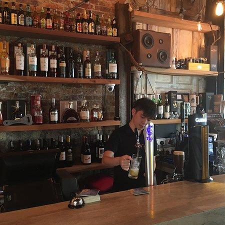 Photo0jpg Picture Of Drunk Monkey Old Street Bar Kuching