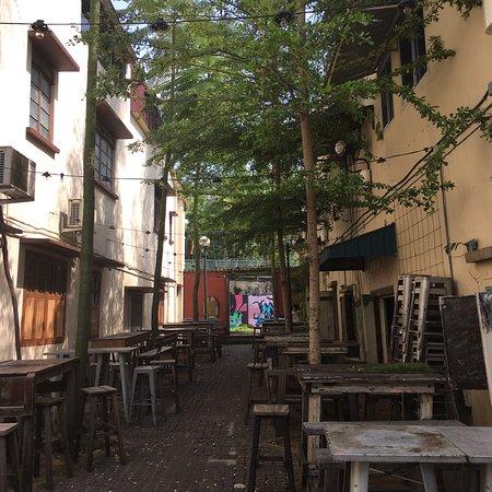 Photo1jpg Picture Of Drunk Monkey Old Street Bar Kuching