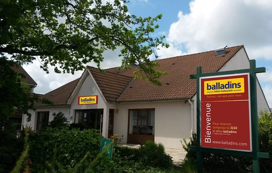 La Roche-sur-Yon, Francia: Hôtel Restaurant Balladins La Roche sur Yon