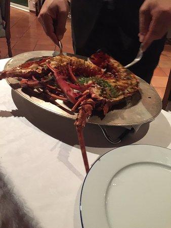 L'Olivier Restaurant: Ne vous fiez pas aux apparences ...