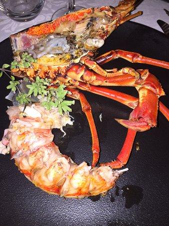 L'Olivier Restaurant: Les apparences sont souvent trompeuses ..!