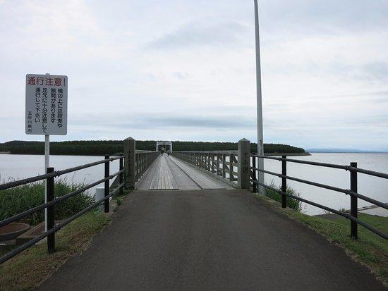 Goshogawara, Japan: 中の島