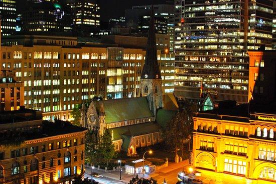 Le Square Phillips Hotel & Suites: Uitzicht vanaf dakterras