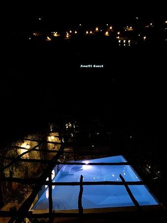 Vettica, Italien: pool