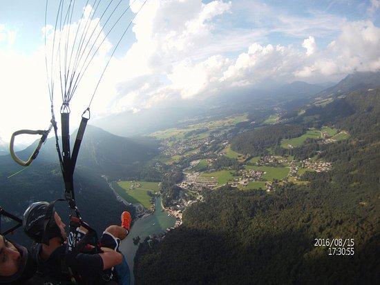 Parataxi Tandem Paragliding