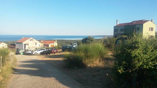 Lošinj Island, Kroatia: Meli Plat