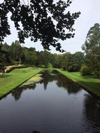 Fountains Abbey and Studley Royal Water Garden: Surprise View