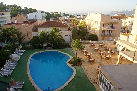 Hotel lliteras 1 bewertungen fotos mallorca cala for Zimmer 0 studios elda