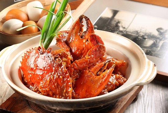 Spring Court Restaurant: Singapore's Chilli Crab in Claypot