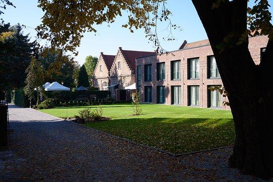 Monheim am Rhein, Jerman: Unser Gästehaus