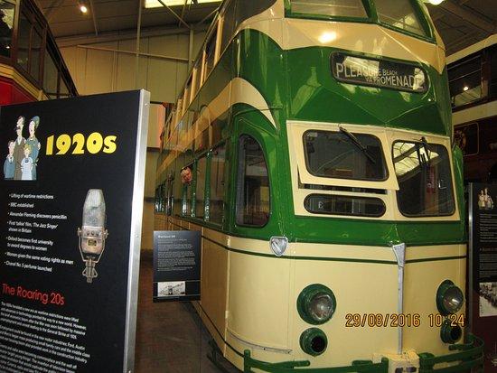 Matlock, UK: Tramway museum