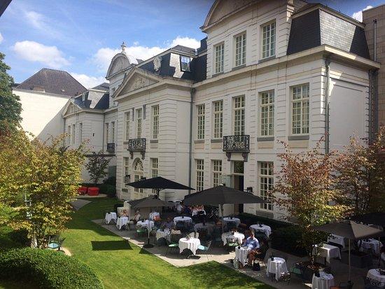 Sandton Grand Hotel Reylof: Uitzicht