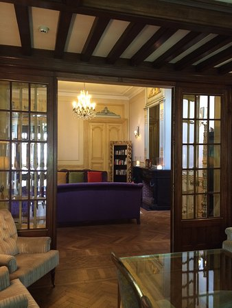 Sandton Grand Hotel Reylof: Lounge room