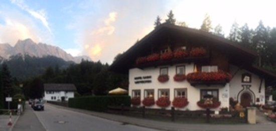Hotel Garni Wetterstein Foto