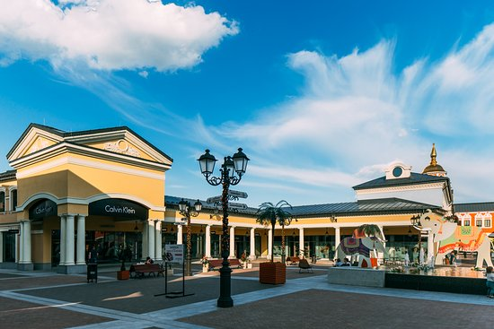‪Outlet Village Belaya Dacha‬