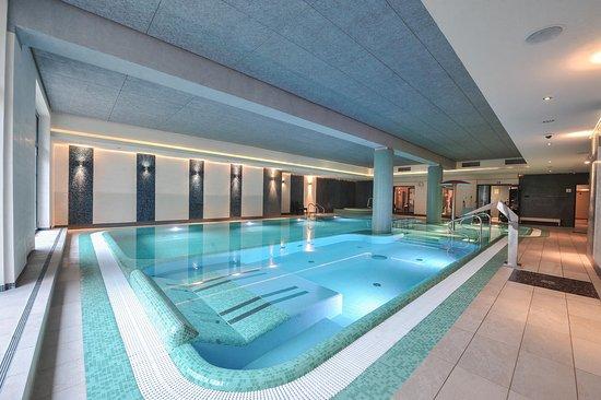 Aqua Spa Picture Of Restaurant Hotel Mlyn Aqua Spa Elblag