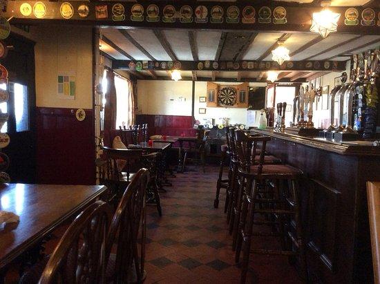 Lessingham, UK : Bar